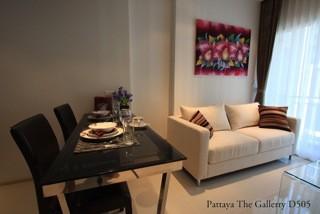 1 Bedroom - The Gallery Jomtien