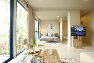 "2 Bedroom - คอนโด บ้านทิวทะเล เฟส2 ""Blue Sapphire"""